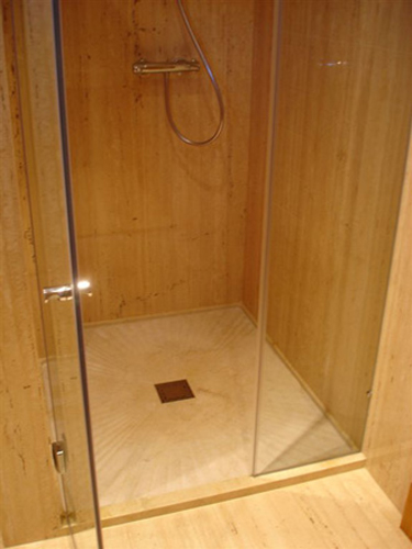 ducha, duchas, shower, walk in shower, wet room, wellchair friendly shower tray, wet shower room