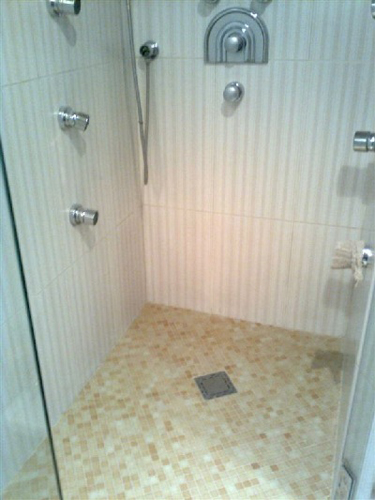 walk in shower douche de plain pied ducha a ras del suelo wet room